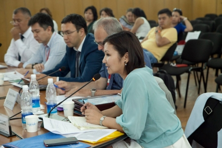 Young Researchers Forum in Central Asia, 9 June 2016, Bishkek