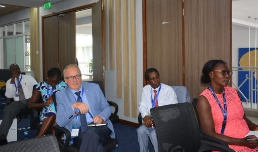 ERC and H2020 in African Academy of Sciences, 20 March 2019, Nairobi (Kenya)