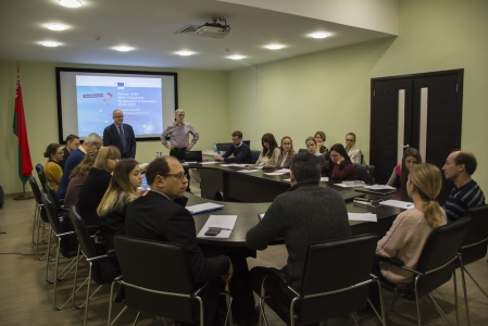 Proposal Writing Camp in Minsk