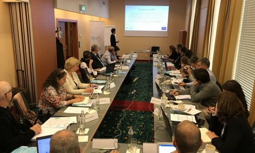 EaP PLUS General Assembly Meeting in Vienna from October 10-11