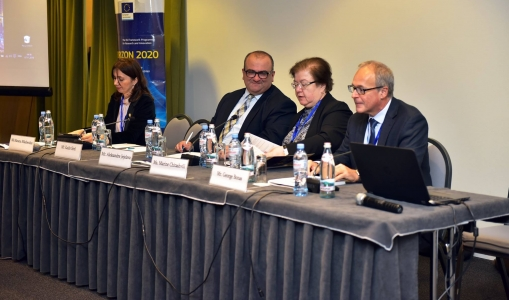 Conference and Training 'Associated to Horizon 2020: What's next?'