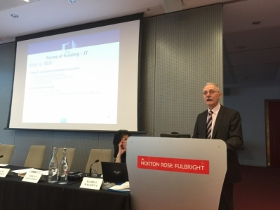 Mr Kostas Glinos, Head of Unit, DG Research, European Commission