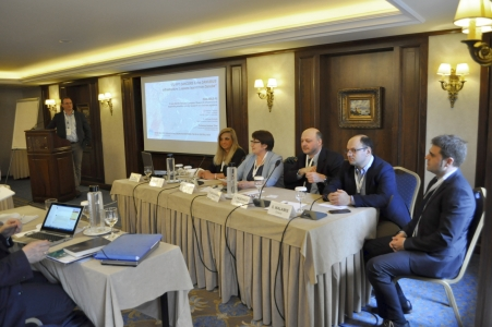 Workshop for the Future of Water-related Research Collaboration between the EU & Central Asia