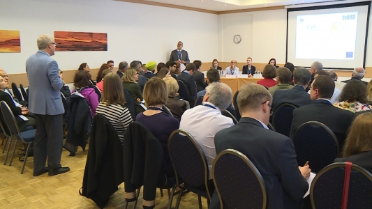 EaP PLUS final conference took place on 11 June 2019, in Brussels